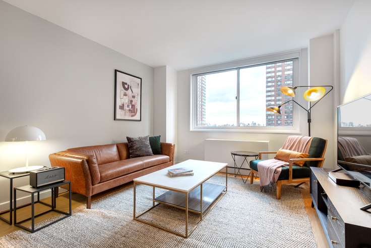 1 bedroom furnished apartment in 2 Lincoln, 60 W 66th St 415, Upper West Side, New York, photo 1