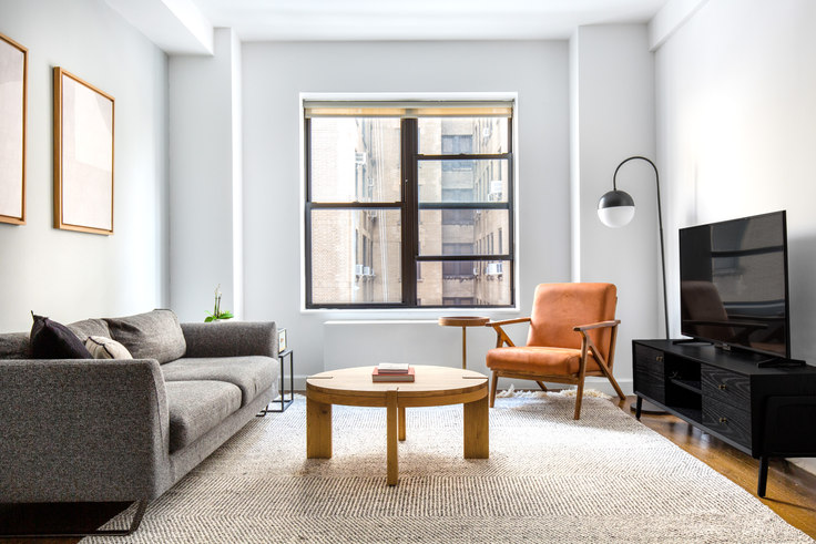 1 bedroom furnished apartment in The Greystone, 212 W 91st St 416, Upper West Side, New York, photo 1
