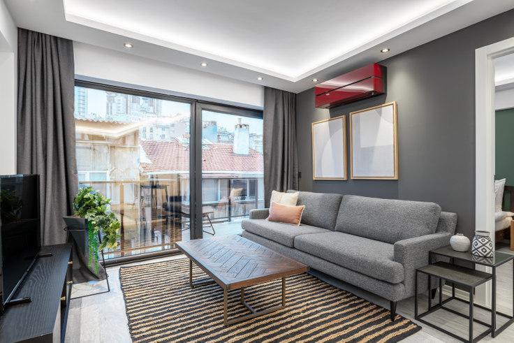 1 bedroom furnished apartment in Ihlamurdere73 - 446 446, Beşiktaş, Istanbul, photo 1