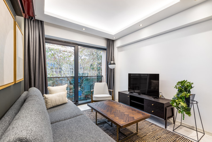 2 bedroom furnished apartment in Ihlamurdere73 - 447 447, Beşiktaş, Istanbul, photo 1