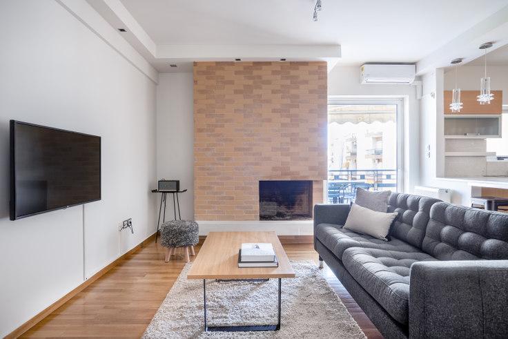 3 bedroom furnished apartment in Eptalofou II 816, Marousi, Athens, photo 1