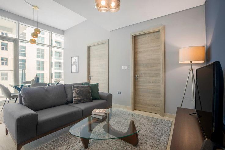 2 bedroom furnished apartment in Studio One Apartment II 567, Studio One, Dubai, photo 1