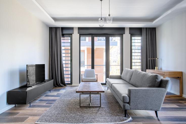 3 bedroom furnished apartment in Anılarım - 454 454, Erenköy, Istanbul, photo 1