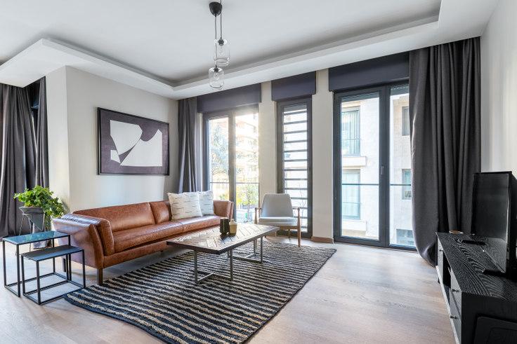 3 bedroom furnished apartment in Anılarım - 455 455, Erenköy, Istanbul, photo 1