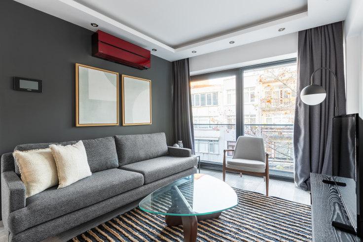 1 bedroom furnished apartment in Ihlamurdere73 - 457 457, Beşiktaş, Istanbul, photo 1