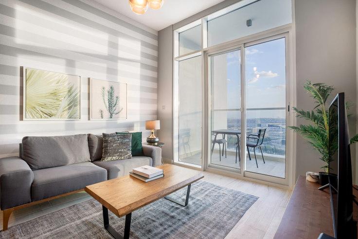 1 bedroom furnished apartment in Studio One Apartment III 570, Studio One, Dubai, photo 1