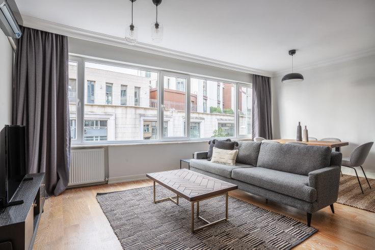 3 bedroom furnished apartment in Emek - 460 460, Maçka, Istanbul, photo 1