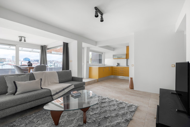 3 bedroom furnished apartment in Armagan - 461 461, Maçka, Istanbul, photo 1