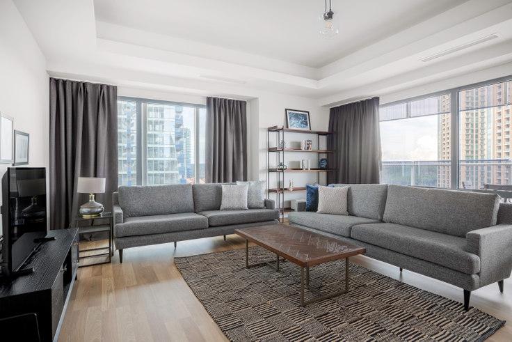 4 bedroom furnished apartment in Maslak 1453 - 462 462, Maslak, Istanbul, photo 1
