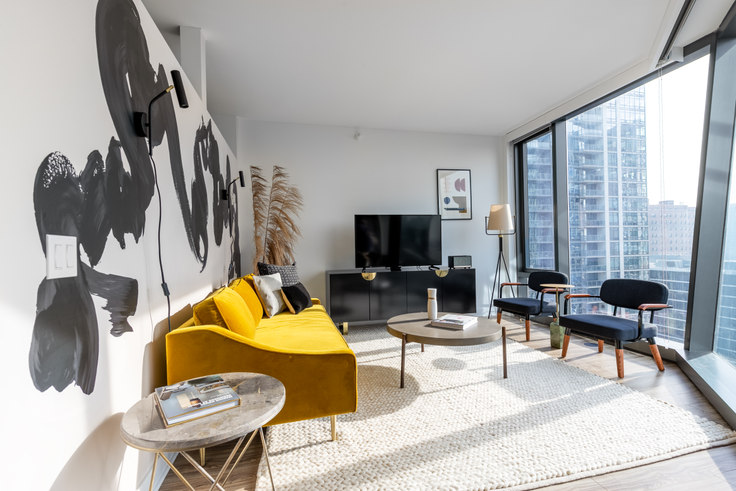 Studio furnished apartment in Paragon, 1326 S Michigan Ave 185, South Loop, Chicago, photo 1