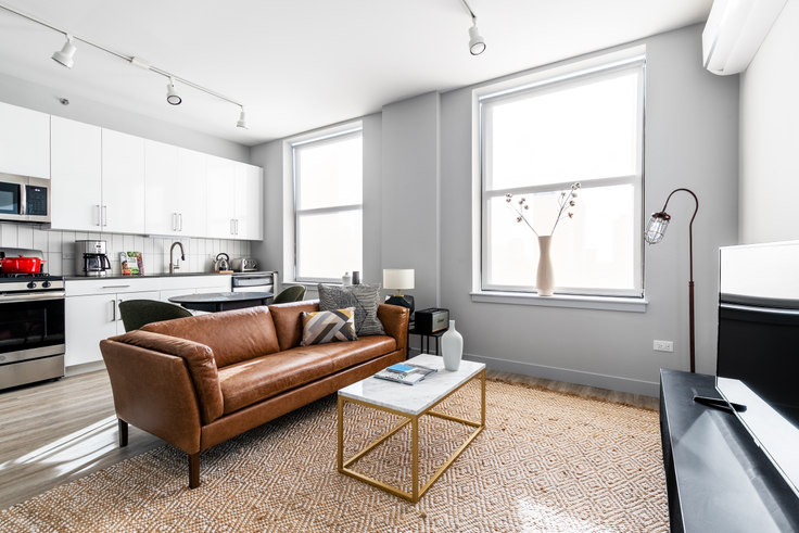 1 bedroom furnished apartment in 330 S Wells St 193, The Loop, Chicago, photo 1