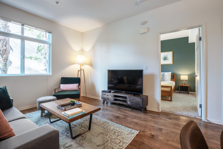 1 bedroom furnished apartment in Playa Del Oro, 8601 Lincoln Blvd 226, Playa del Rey, Los Angeles, photo 1