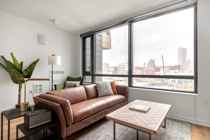 1 bedroom furnished apartment in Mosso 400, 400 Clementina St 273, SoMa, San Francisco Bay Area, photo 1