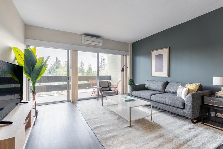1 bedroom furnished apartment in Palo Alto Place, 565 Arastradero Rd 275, Palo Alto, San Francisco Bay Area, photo 1