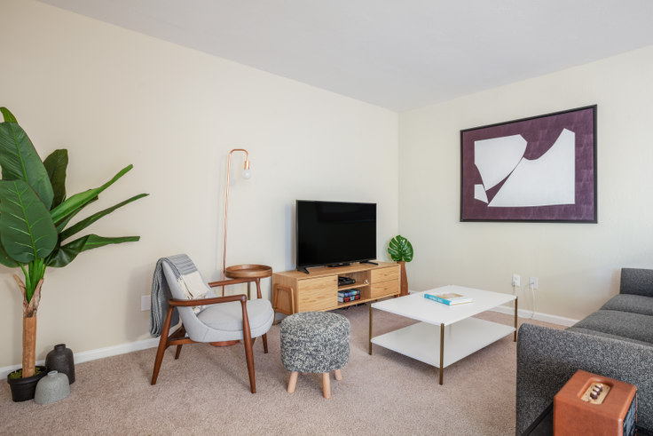 2 bedroom furnished apartment in Heatherstone, 877 Heatherstone Way 278, Mountain View, San Francisco Bay Area, photo 1