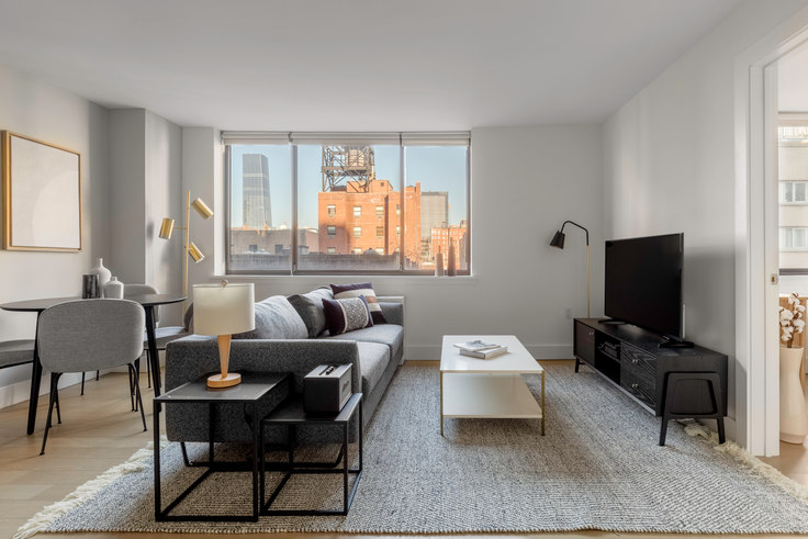 1 bedroom furnished apartment in The Grove, 250 W 19th St 427, Chelsea, New York, photo 1