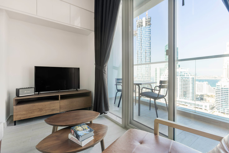 Studio furnished apartment in Studio One Studio V 577, Studio One, Dubai, photo 1