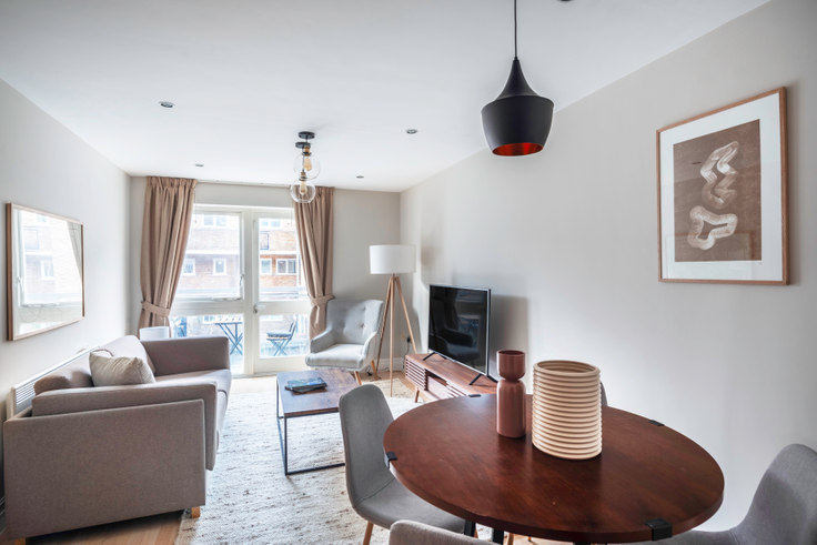 1 bedroom furnished apartment in Hoxton Square 6, Shoreditch, London, photo 1