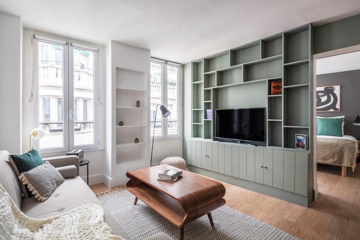 1 bedroom furnished apartment in Rue Marie Stuart 3, Sentier - Montorgueil, Paris, photo 1