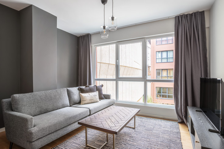 1 bedroom furnished apartment in Mint - 467 467, Sisli, Istanbul, photo 1