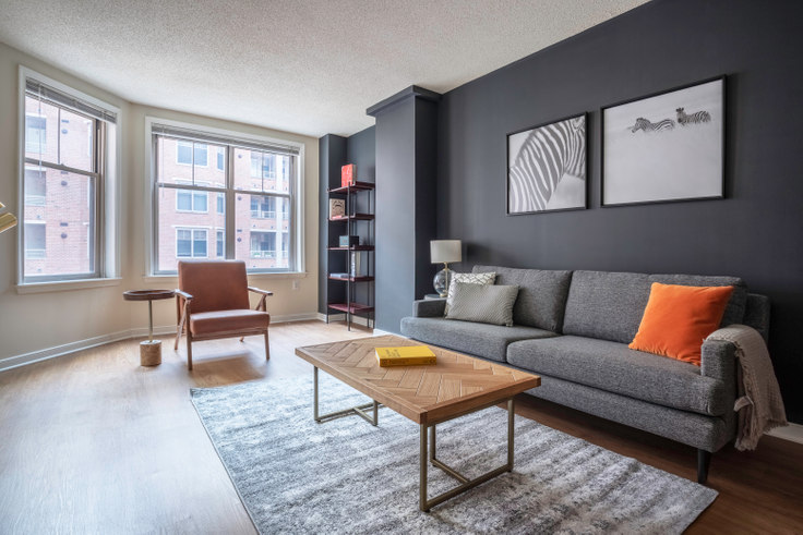 1 bedroom furnished apartment in 2400 M St NW 163, Foggy Bottom, Washington D.C., photo 1