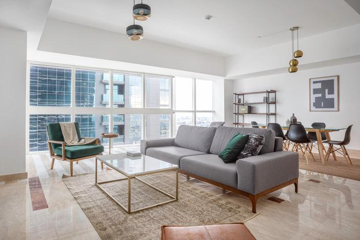 1 bedroom furnished apartment in Sama Apartment VII 586, Sama Tower, Dubai, photo 1