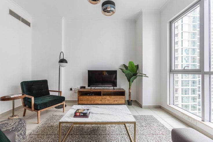 1 bedroom furnished apartment in The Residences 1 Apartment IV 591, Burj Residences, Dubai, photo 1