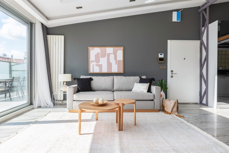 2 bedroom furnished apartment in Ersek - 470 470, Nişantaşı, Istanbul, photo 1