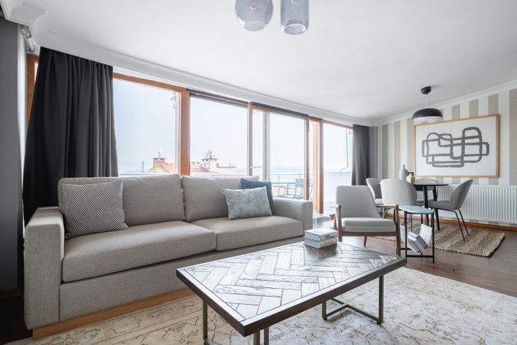 2 bedroom furnished apartment in Beşoluk - 472 472, Yıldız, Istanbul, photo 1