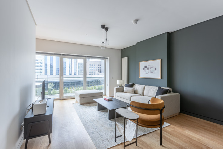 1 bedroom furnished apartment in Kanyon - 474 474, Levent, Istanbul, photo 1