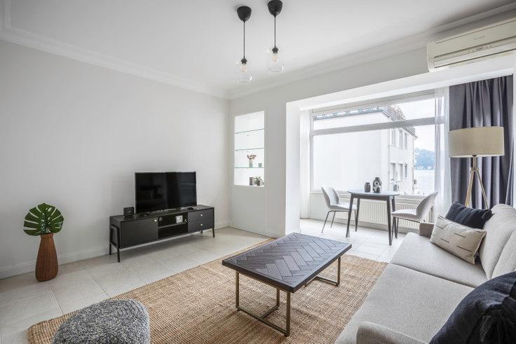 1 bedroom furnished apartment in Yeşil - 477 477, Arnavutköy, Istanbul, photo 1
