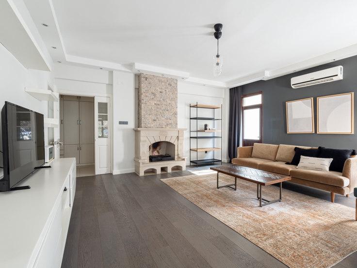 3 bedroom furnished apartment in Meriç Konak - 483 483, Akatlar, Istanbul, photo 1