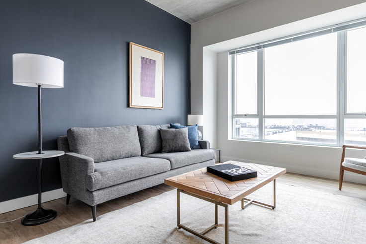 1 bedroom furnished apartment in Montaje, 449 Canal St 230, Somerville, Boston, photo 1