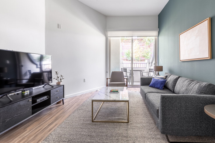 1 bedroom furnished apartment in 7403 La Tijera Blvd 240, Westchester, Los Angeles, photo 1