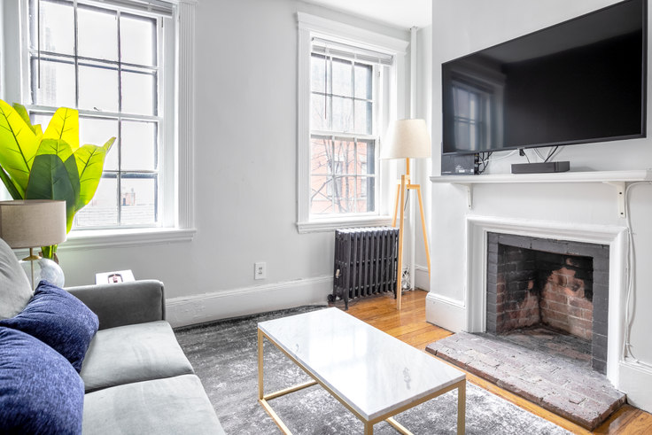 1 bedroom furnished apartment in 85 Myrtle St 234, Beacon Hill, Boston, photo 1
