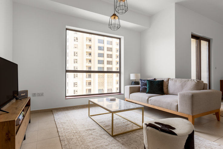 1 bedroom furnished apartment in Bahar 6 Apartment VI 596, Bahar, Dubai, photo 1