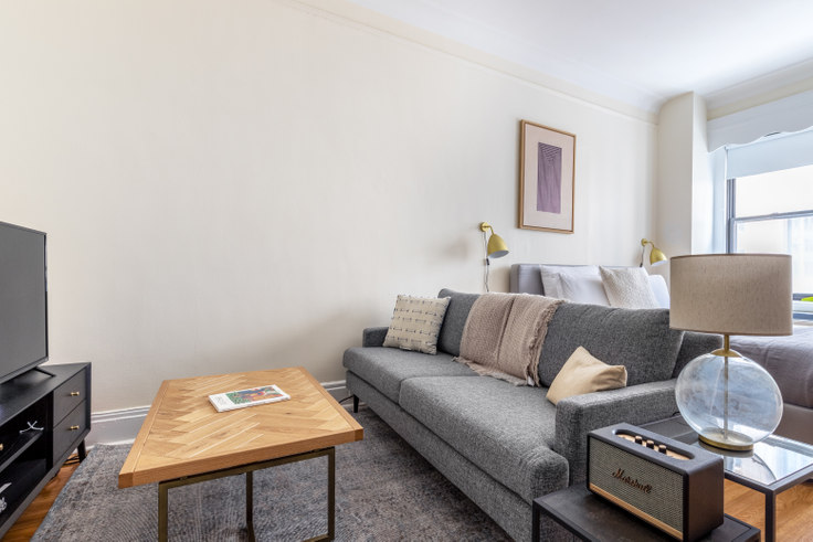 Studio furnished apartment in 62 Boylston St 240, Downtown/Financial District, Boston, photo 1