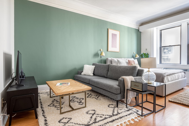 Studio furnished apartment in 62 Boylston St 241, Downtown/Financial District, Boston, photo 1