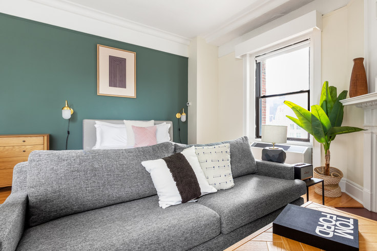 Studio furnished apartment in 62 Boylston St 242, Downtown/Financial District, Boston, photo 1
