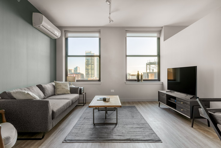 1 bedroom furnished apartment in 330 S Wells St 210, The Loop, Chicago, photo 1