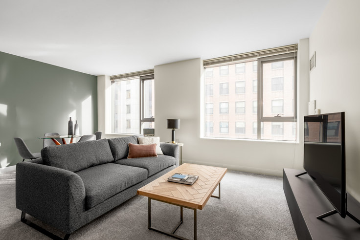 1 bedroom furnished apartment in Lake & Wells Apartments, 210 N Wells St 219, The Loop, Chicago, photo 1