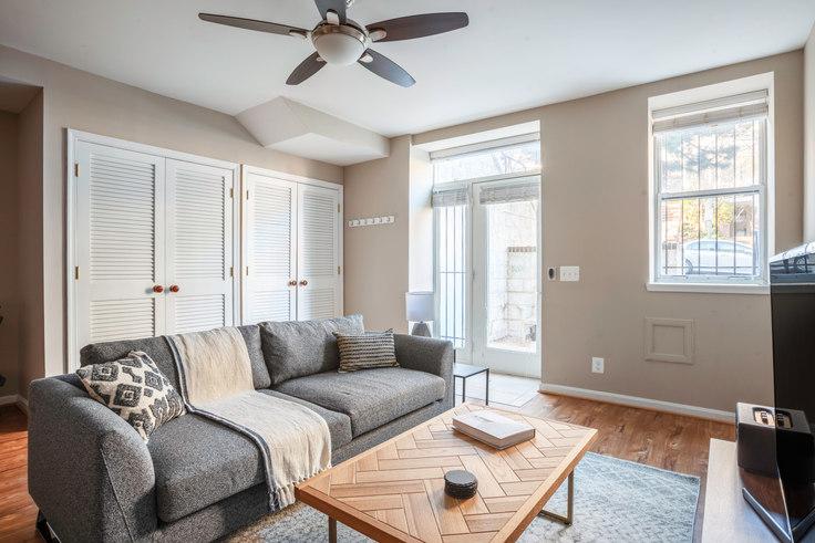 1 bedroom furnished apartment in Villa di Leonardo, 1826 Vernon St NW 176, Dupont Circle, Washington D.C., photo 1