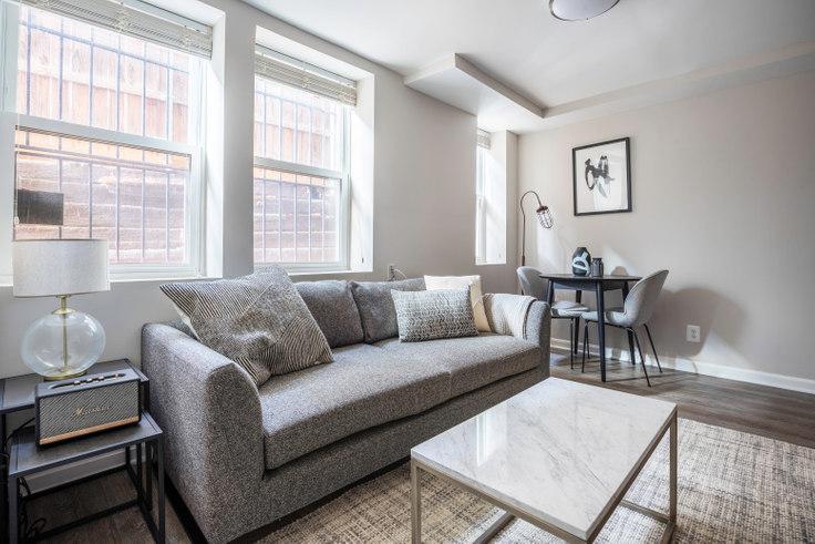 1 bedroom furnished apartment in Villa di Leonardo, 1826 Vernon St NW 177, Dupont Circle, Washington D.C., photo 1