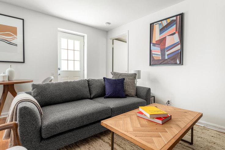 1 bedroom furnished apartment in Villa di Leonardo, 1826 Vernon St NW 178, Dupont Circle, Washington D.C., photo 1