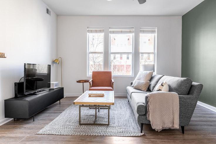 2 bedroom furnished apartment in Villa di Leonardo, 1826 Vernon St NW 185, Dupont Circle, Washington D.C., photo 1