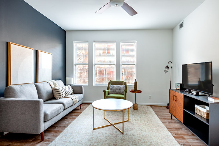 2 bedroom furnished apartment in Villa di Leonardo, 1826 Vernon St NW 186, Dupont Circle, Washington D.C., photo 1