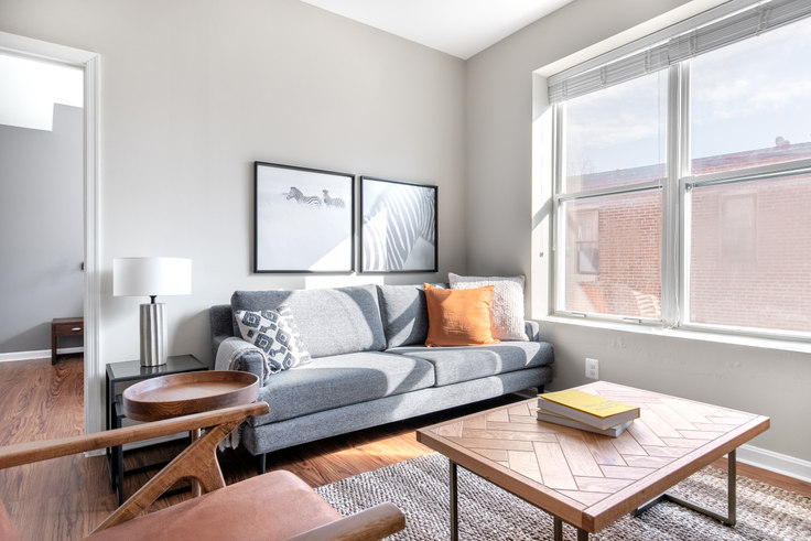 2 bedroom furnished apartment in Villa di Leonardo, 1826 Vernon St NW 189, Dupont Circle, Washington D.C., photo 1