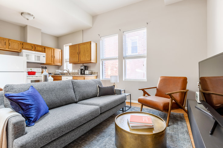 1 bedroom furnished apartment in Villa di Leonardo, 1826 Vernon St NW 193, Dupont Circle, Washington D.C., photo 1