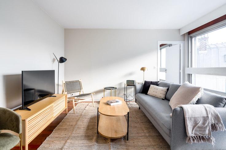 1 bedroom furnished apartment in Rue Stanislas 5, Saint-Germain-des-Prés, Paris, photo 1