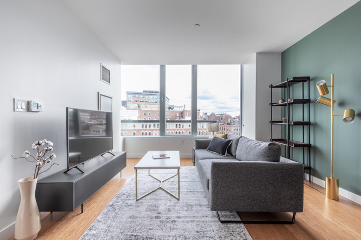 1 bedroom furnished apartment in Radian, 120 Kingston St 245, Downtown/Financial District, Boston, photo 1